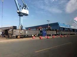 三泰测控智慧水务助力-振华重工工厂长兴岛基地项目