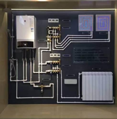 IC卡智能暖气控制阀应用