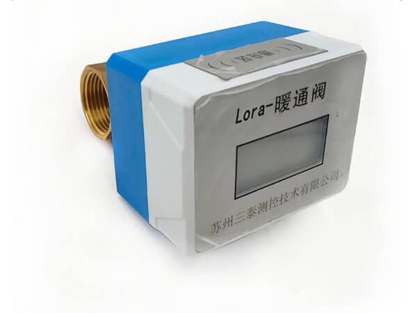 Lora-智能控制阀