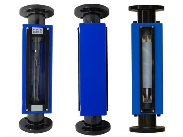GA24-40F防腐型玻璃转子流量计
