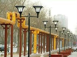 超声波热量表在辽宁松原市热量供应中的应用案例