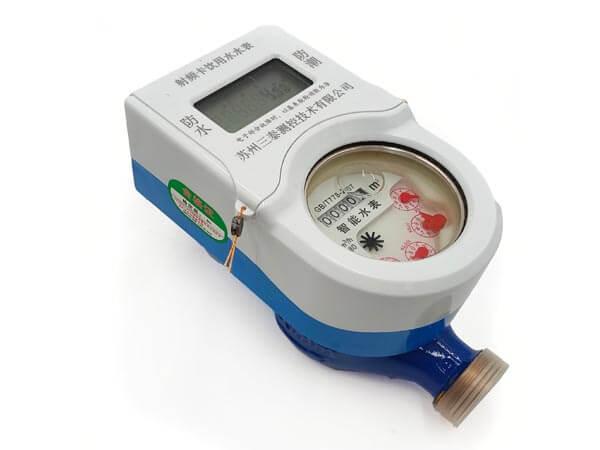 射频卡饮用水水表