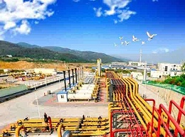 金属转子流量计在多井集气站污水排放测量中的应用案例