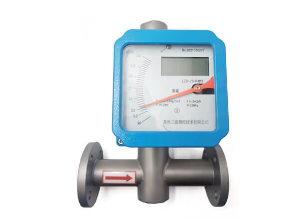 指针显示金属转子流量计