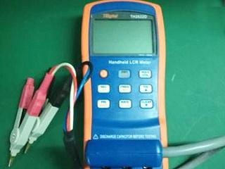 LCR阻抗电感电容仪