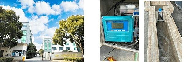 明渠超声波流量计应用案例