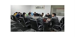 苏州三泰测控召开月初会议—统一目标,学会分享,成就自己!